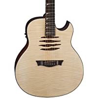 Dean Mako Dave Mustaine Acoustic-Electric Flame Top Guitar (Gloss Natural)