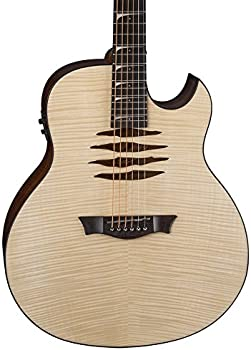Dean Mako Dave Mustaine Acoustic-Electric Flame Top Guitar