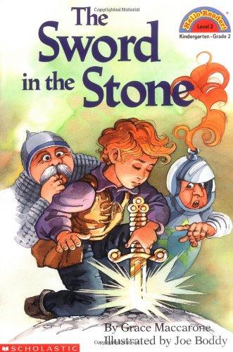 The Sword in the Stone (Hello Reader!, Level 2)の詳細を見る