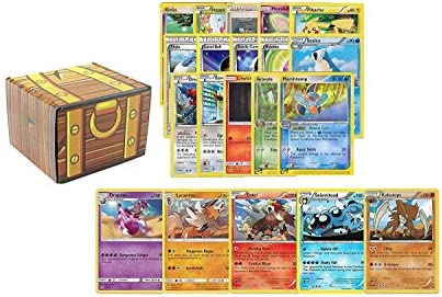 100 Assorted Pokemon Cards Features 5 Rares with 120 HP or Higher All Cards are Authentic Includes product image
