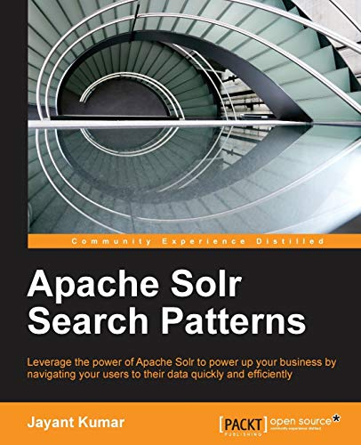 Apache Solr Search Patterns (English Edition)