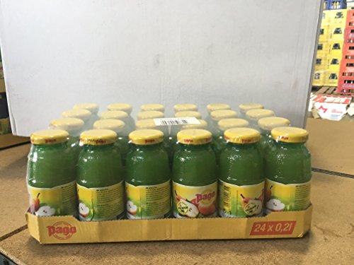 Pago PERA Nectar Poire cl 20 x 24 bottiglie in vetro succo di frutta
