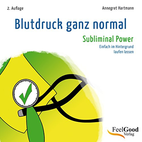 Blutdruck ganz normal - Subliminal cover art
