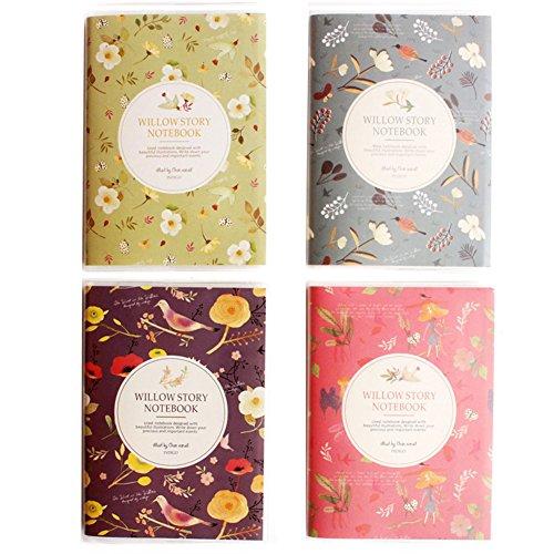 1Pc Cuaderno Piel Calidad Mujer Cuaderno Smart Para Gran Formato Bloque Note EcolóGica Para Carta A4 Puerta Tarjetas Regalos Profesionales Para Caballero-Color Aleatorio