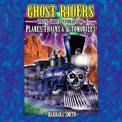 Ghost Riders cover art