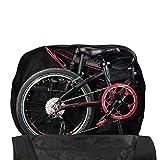 EFINNY Bolsa de Bicicleta Plegable de 14/16/20 Pulgadas Bolsa de Transporte de Bicicleta Bolsa de Transporte de Bicicleta Plegable Bolsa de vehículo de Carga a Prueba de Agua
