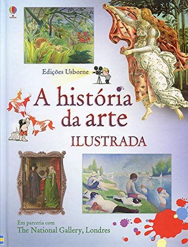 HISTÓRIA DA ARTE ILUSTRADA, A