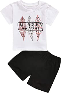 Zrom Baby Boys Clothing Set,1-6 Years Toddler Baby Boys Long Sleeve Splicing Printed Romper Infant Jumpsuit Clothes