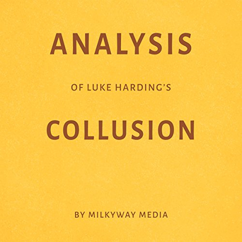 Analysis of Luke Harding's Collusion Titelbild
