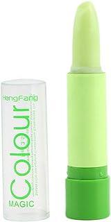 Lápiz Labial Heaviesk Resistente al Agua Aroma mágico a Fruta Cambia de Color Crema de Labios Maquillaje Impermeable