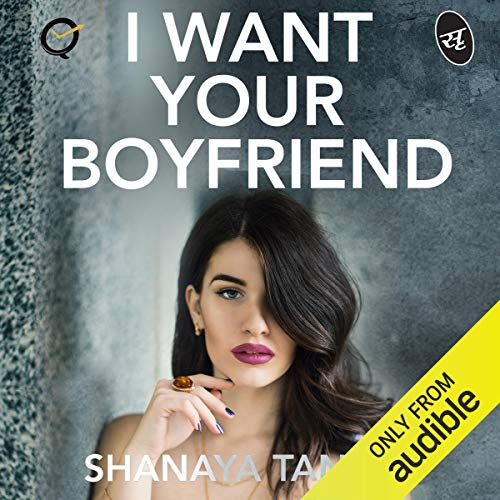 I Want Your Boyfriend cover art