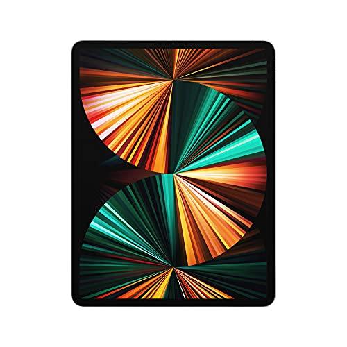 "2021 Apple iPadPro (12,9"", Wi-Fi, 256GB) - Silber (5. Generation)"