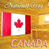 カナダ  国旗 150×90cm Canada