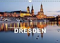 Landeshauptstadt Dresden (Wandkalender 2022 DIN A4 quer): Eine der schoensten Staedte Deutschlands in einem Kalender vom Reisefotografen Peter Schickert (Monatskalender, 14 Seiten )