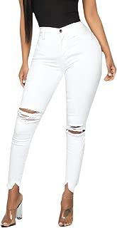 Women Elasticated High Waist Shorts Ladies Denim Paperbag Short Pant Witn Belt