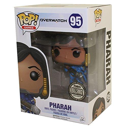 Funko POP! Games Pharah Overwatch Blizzard Exclusive #95 Vinyl Figure