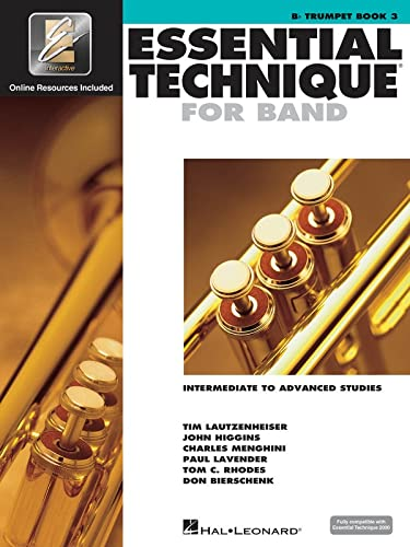 Essential Technique 2000: Intermediate to Advanced Studies (Bb