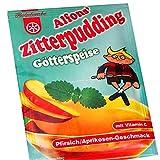Alfons Zitterpudding Götterspeise Pfirsich-Aprikose