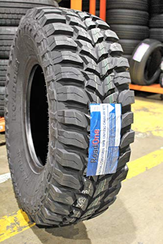 Road One Cavalry M/T Mud Tire RL1195 285 75 16 LT285/75R16, E Load Rated
