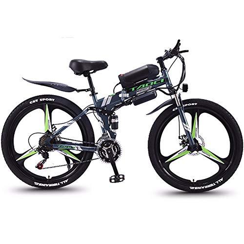 HSTD Elektrofahrrad - Mountainbike, 26