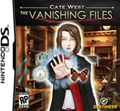 Cate West The Vanishing Files - Nintendo DS