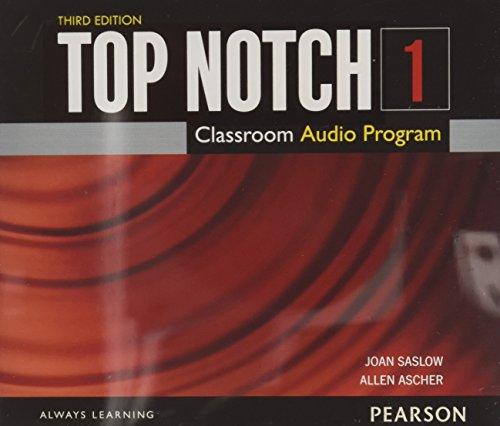 Top Notch(3E) Level 1: Class CD (Top Notch (3E))