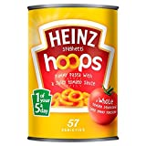 Heinz Spaghetti Hoops In Tomato Sauce 400G -