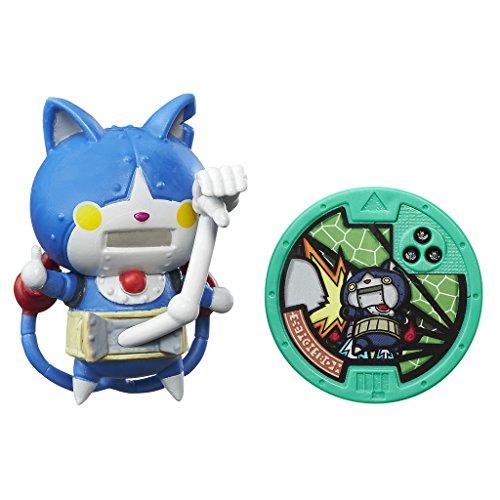 Hasbro Yokai–c0467–Figurine–S2Porte-medaillon Robonyan