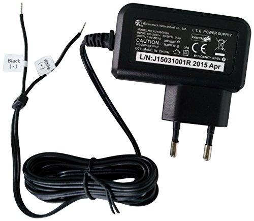 Lupus Electronics 12060Innenraum 9W schwarz Netzteil und Spannungswandler