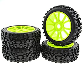 Best 1/8 scale buggy wheels and tires Reviews