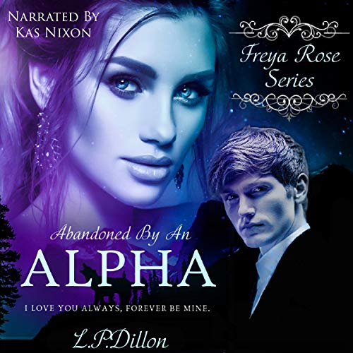 Abandoned by an Alpha audiobook cover art