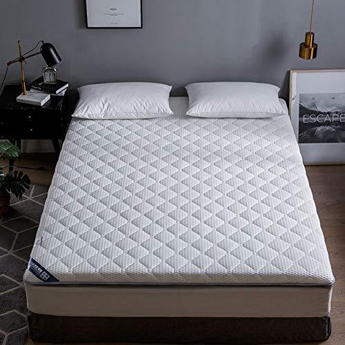 JR%L 4d Atmungsaktive Matratze Tatami, Zuhause Schlafsaal Student Single Dick Schwamm Mat Japaner Futo Schlafen Bodenmatratze-b 200x220x4cm