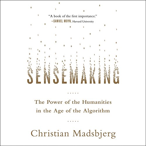 Sensemaking audiobook cover art