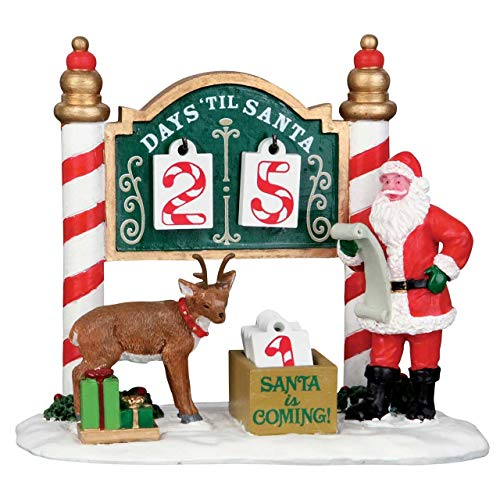 Lemax Village Collection, Christmas Countdown #53208