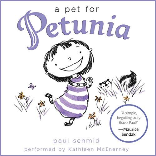 A Pet for Petunia cover art