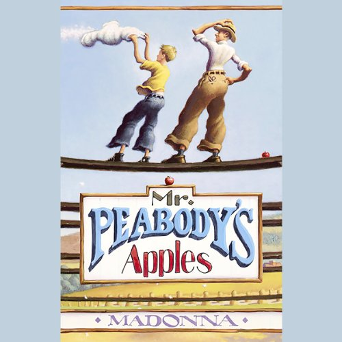 Mr. Peabody's Apples audiobook cover art