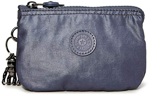 Kipling Creativity S, POUCHES/CASES para Mujer, Midnight Frost, 4x14.5x9.5 cm (LxWxH)