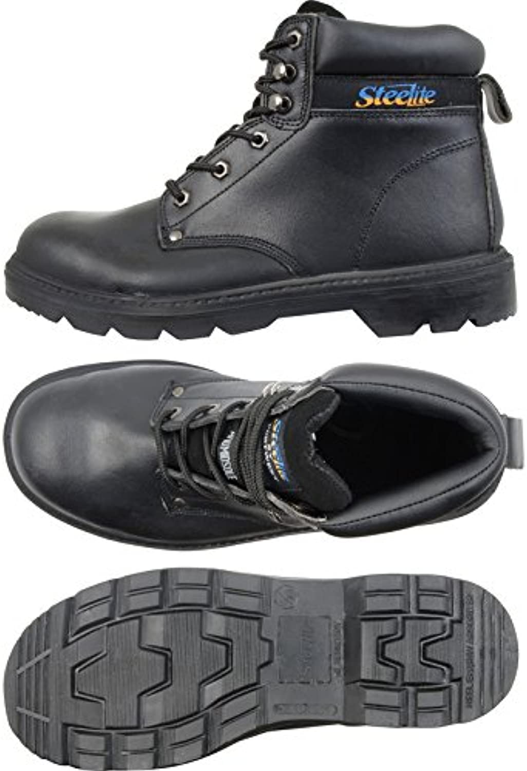 Safety Site Boots Size 11 (46)