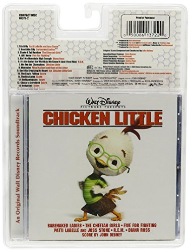 Chicken Little [6 x 8 Blister Pack]