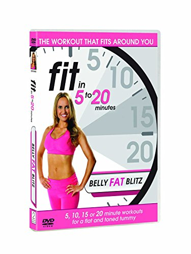 Fit in 5 to 20 Minutes - Belly Fat Blitz [UK Import]