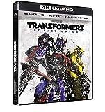 Transformers - The Last Knight [4K Ultra HD Blu-Ray Bonus]