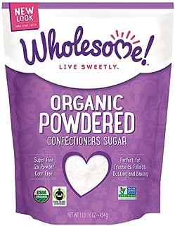 non gmo powdered sugar