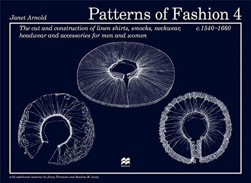 Pattern of Fashion 4 [Paperback] [Jan 01, 2000] Arnold J (MACMILLAN)