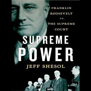 Supreme Power cover art