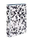 Avery Mini Durable 3 Ring Binder, 1' Round Rings, Holds 5.5' x 8.5' Paper, 1 Painted Floral Binder (18444)
