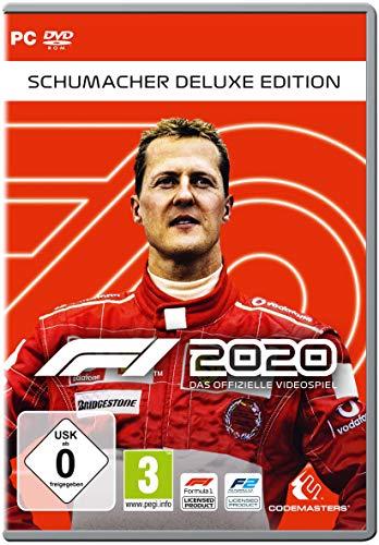 F1 2020 Schumacher Deluxe Edition (PC) (64-Bit)