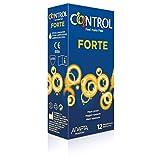 Control Forte Preservativos - 12 Unidades