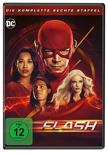 The Flash - Die komplette sechste Staffel [4 DVDs]