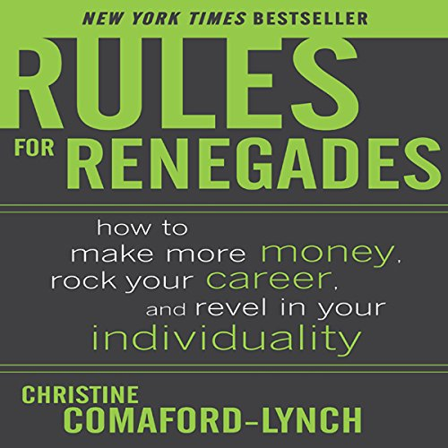 Rules for Renegades audiobook cover art
