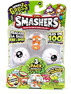 Top Media 307527 Smashers Serie 2 - Juego de 3 Bolas de Papel